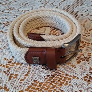Men/'s Dockers DRESS BELT 11DO0100 BROWN Buckle Belts
